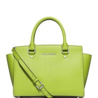MICHAEL MICHAEL KORS ORIGINAL - SELMA MEDIUM SATCHEL