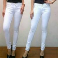 Jual Celana Jeans Wanita Putih Murah