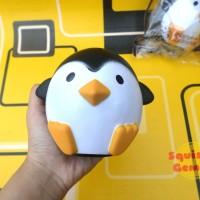 Jual Chubby round penguin squishy pinguin bulat jumbo Murah