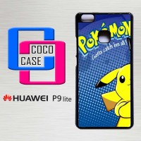 Hardcase Hp Huawei P9 Lite Pokemon Go Wallpaper X4669