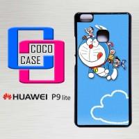 Hardcase Hp Huawei P9 Lite doraemon X4293