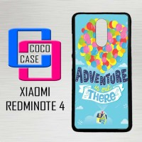 Hardcase Hp Xiaomi Redminote 4 Adventure Is Out There X4541