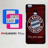 Hardcase Hp Huawei P9 Lite Bayern Munich X4249