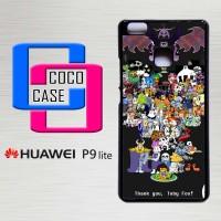 Hardcase Hp Huawei P9 Lite Undertale X4400