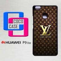 Hardcase Hp Huawei P9 Lite Louis Vuitton Gold X4448