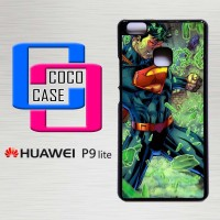 Hardcase Hp Huawei P9 Lite Superman Krypton Chain X4475