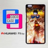 Hardcase Hp Huawei P9 Lite Pokemon Go Wallpaper X4670