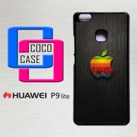 Hardcase Hp Huawei P9 Lite Apple Glitter X4563