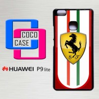 Hardcase Hp Huawei P9 Lite Ferrari Logo X4575