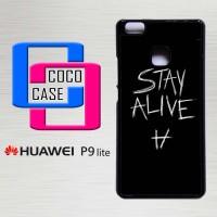 Hardcase Hp Huawei P9 Lite Twenty One Pilots Stay Alive X4419