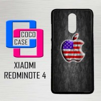 Hardcase Hp Xiaomi Redminote 4 American Flag Apple X4562