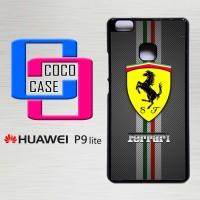 Hardcase Hp Huawei P9 Lite ferrari logo X4429