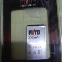 Jual Baterai Mito 111 033 BLITZ DOUBLE POWER HP Mini tiphone t20 T-20 Batre Murah