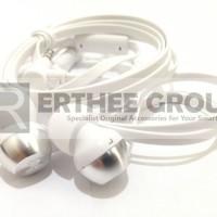 EARPHONE LG QUADBEAT 2 G G2 MINI G3 STYLUS G4 NEXUS 4 5 WHITE ORIGINAL