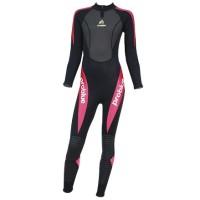 Wetsuit Female Problue Long 3mm - Baju Selam Scuba Diving Wanita