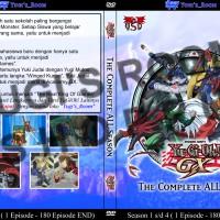 DVD Film Yugioh GX (Sub Indonesia)