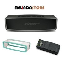 BOSE SoundLink Mini II with Travel Bag Plus Soft Cover