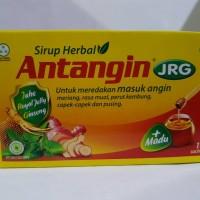 Antangin JRG Cair Box/Dus/Dos - Obat Masuk Angin, Mual, Kembung Dewasa