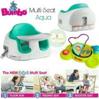 Bumbo Multi Seat with Playtop Safari - Aqua