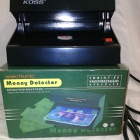 Jual Alat Pendeteksi Uang Palsu,STNK,BPKB, KTP (Koss) Murah