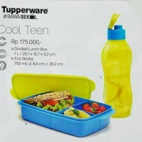 Tupperware Cool Teen Set, CoolTeen