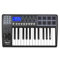 PANDA 25-key Professional Studio MIDI Keyboard | Worlde Panda 25