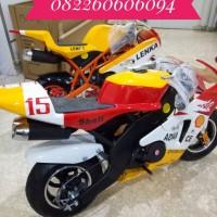 Motor Mini Gp Lenka GPR & GP-RK Racing New 50cc
