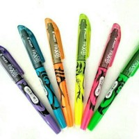 Highlighter pilot frixion/stabilo pilot/pilot frixion light