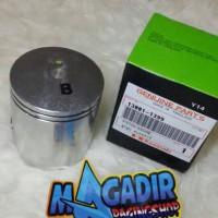 Seher/Piston Ninja 2tak R/RR Kode B Polos Pin 15 Original Kawasaki