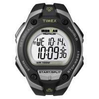 Timex IRONMAN 30 Lap Oversize Jam Tangan Sport Pria Resin Strap - Hita