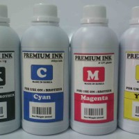 Tinta isi ulang ( Refill ) 500ml untuk printer BROTHER