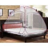 Jual KELAMBU JAVAN LIPAT BED CANOPY SUPER EXTRA KING ( 200 X 200 CM ) Murah