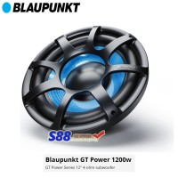 "Blaupunkt GT Power 1200W 12"" Subwoofer"