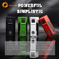 Jual Tesla Invader 2/3 Mod Rokok Elektrik Authentic Murah