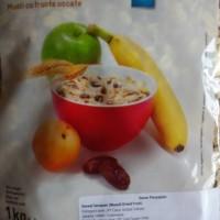 Muesli Dried Fruit (gandum,oat dng buah kering)