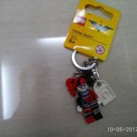 lego keychain 853636 harley quinn