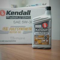 oli Kendall GT-1 Full Synthetic SAE 5w30 w/ Liquid Titanium