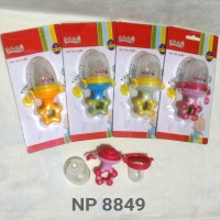 Jual Empeng Buah Bayi / Baby Fruit Pacifier Reliable NP 8849 Murah