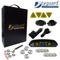 Tyguard X7, TPMS Mobil Tenaga Surya