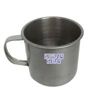 Mug Stainless Mini Ukuran 6 cm