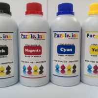 Tinta isi ulang / Refill untuk printer BROTHER ( isi 500ml )
