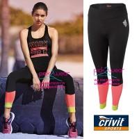 Legging Yoga / Fitness / Zumba / Aerobic Black Orane