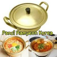Jual Panci Ramyun Import Korea Asli 16cm include tutup panci Murah