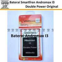 Batre / Baterai / Batrai Smartfren Andromax I3 Double Power Original
