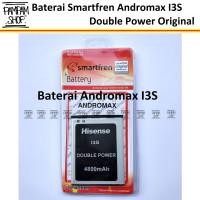 Baterai Smartfren Andromax I3s Double Power Original | Batre, Batrai