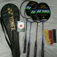 Jual raket yonex plus senar import Murah