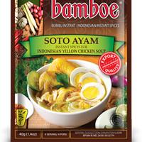 Bumbu Instan Bamboe Soto Ayam