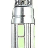 T10 10 Mata + Lensa Canbus Luminos Led Senja / Sen Garansi 1 Minggu