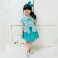 harga Kebaya Kutubaru Anak - Size M Tokopedia.com