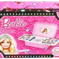 Jual Barbie Fashion Make Up & Nail Art Kit Murah
